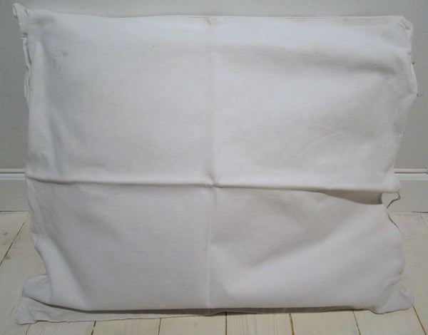 Cushion cover in cotton, used-Floby Överskottslager