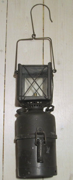 Carbide lantern with glassFloby Överskottslager