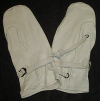 Gloves skis, whiteFloby Överskottslager