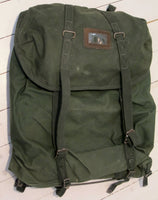 Backpack military, greenFloby Överskottslager