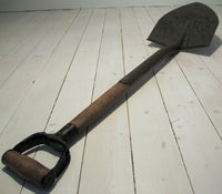 Shovel military, wide, used in good conditionFloby Överskottslager