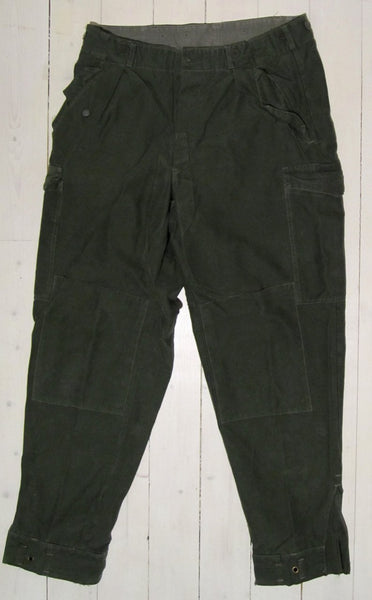 Trousers military / field trousers w / 59, usedFloby Överskottslager