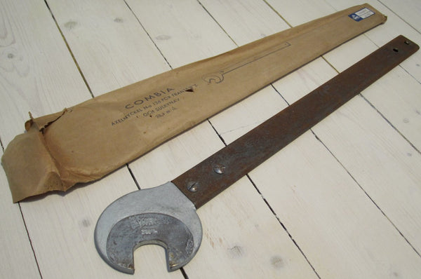 Shaft wrench Combia, fixedFloby Överskottslager