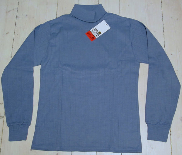 Sweater/polo shirt 80 figure model, light blueFloby Överskottslager