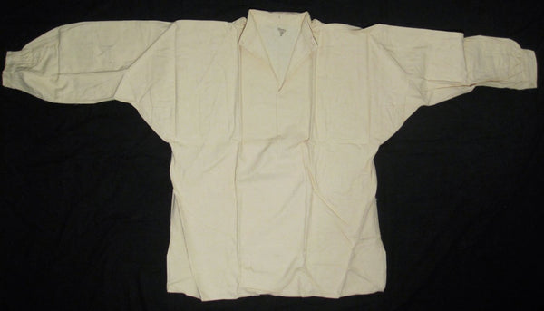 Shirt military w/o in light cotton, heavy-Floby Överskottslager