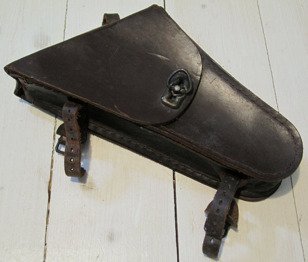 Bicycle bag in leatherFloby Överskottslager