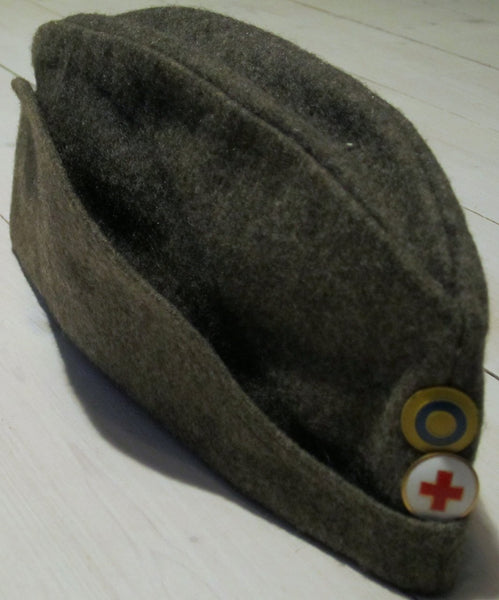 Boat cap M/39 for healthcare, use-Floby Överskottslager
