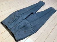 Trousers military/civil defense light blueFloby Överskottslager