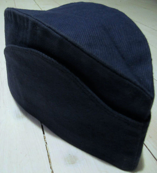 "Boat cap blue ""workshop"", used in good conditionFloby Överskottslager"