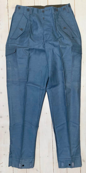 Trousers military / civil defense light blueFloby Överskottslager