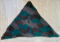 Tent tab/button tent, used