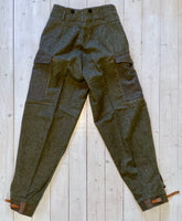 Trousers in cotton, m/39/58