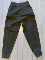 Wool pants, m/39/58, used