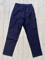 Trousers/blue trousers women