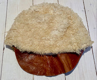 m/1909 fur hat, used condition