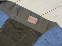 Trousers m/59 from the civil defense, light blue