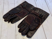Gloves for three or five fingers