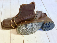 Boots/marching boots w/57