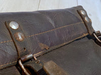 Leg leather w/39 brown, used
