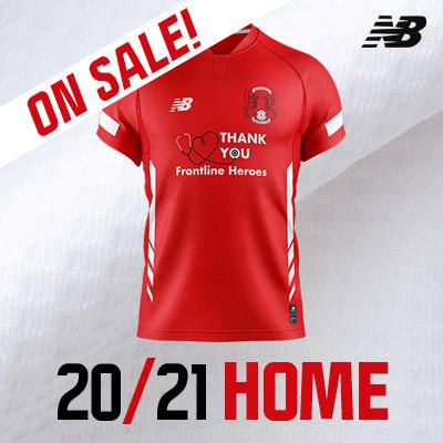 2020/21 Replica Home Kits