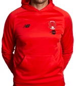 Impact Red Hoody 2020/21-Junior