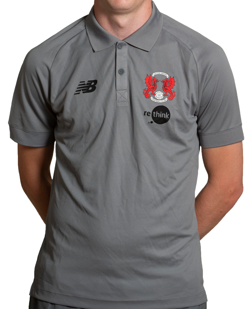 Polo Shirt Metal Grey 2020-22-Junior