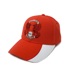 Stamped Cap Red