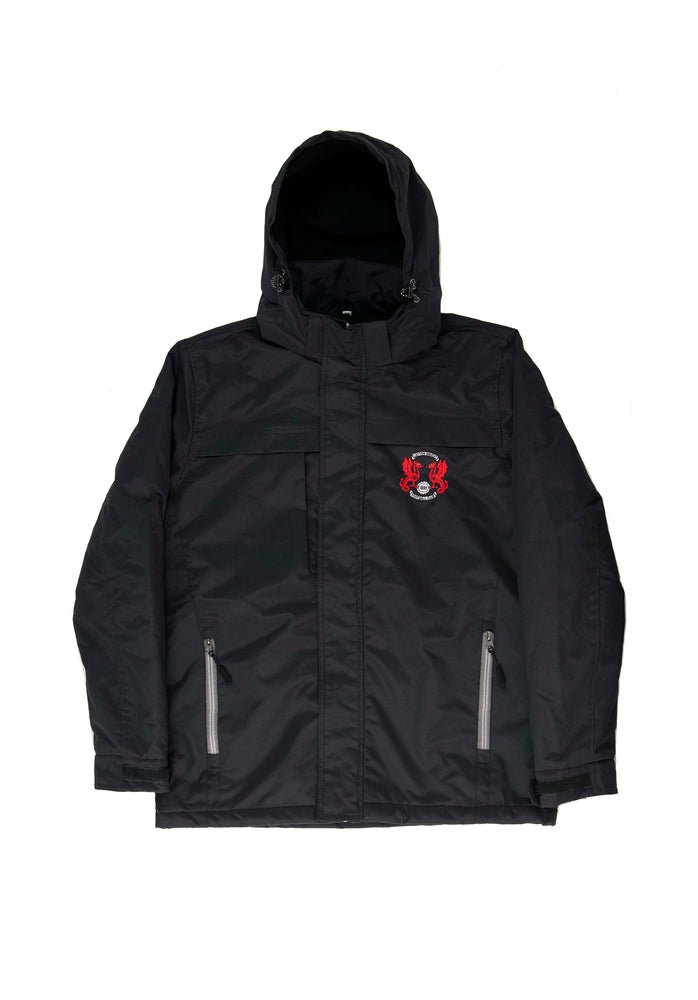 Orient Hooded Jacket