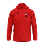 Rain Jacket Impact Red 2020/21-Junior