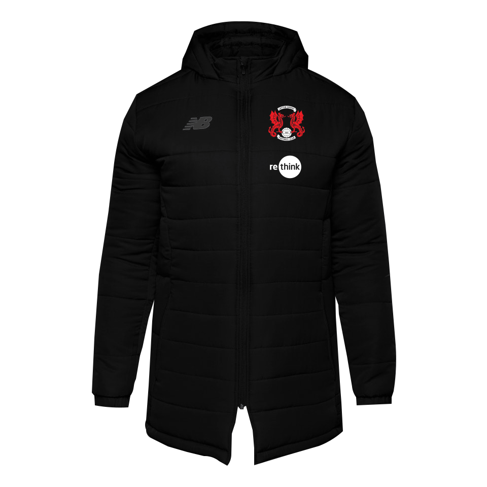 Stadium Jacket Black 2020/21-Mens