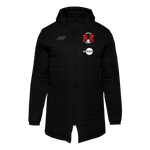 Stadium Jacket Black 2020-22-Mens