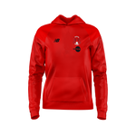 Impact Red Hoody 2020-22-Mens