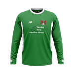 Goalkeeper Green Replica Shirt 2020/21-Mens Adult