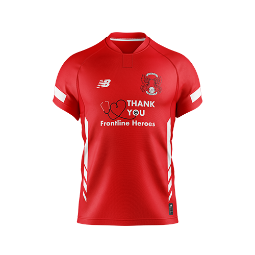 Home S/S Replica Shirt 2020/21 - Mens Adult