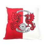 LOFC Oblong Applique Cushion