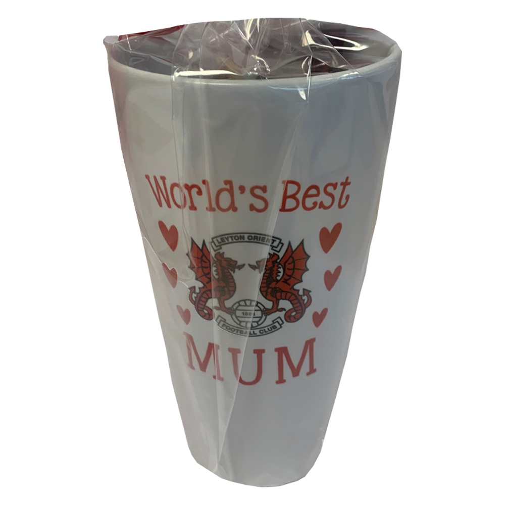 Worlds Best Mum- Mothers Day Mug