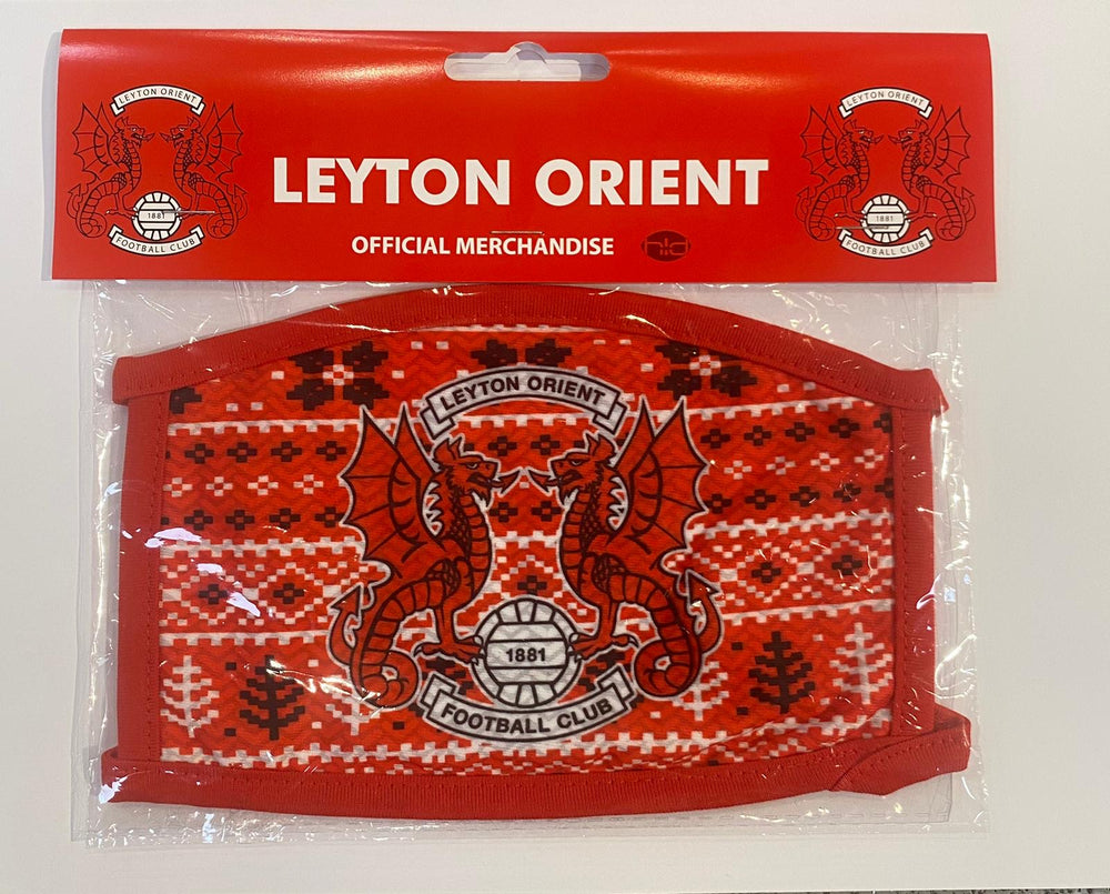 Christmas LOFC Face Mask