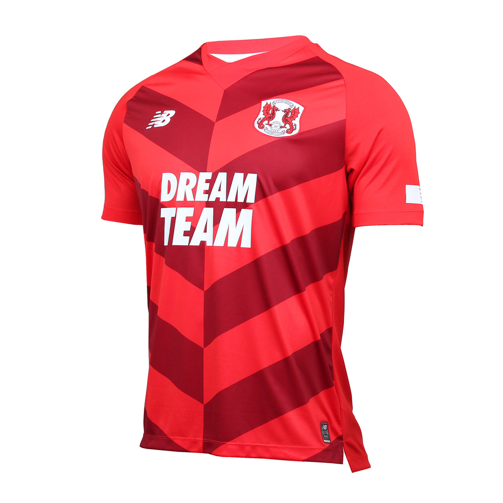 S/S Home Replica Kit 19-20 -  Mens Adult