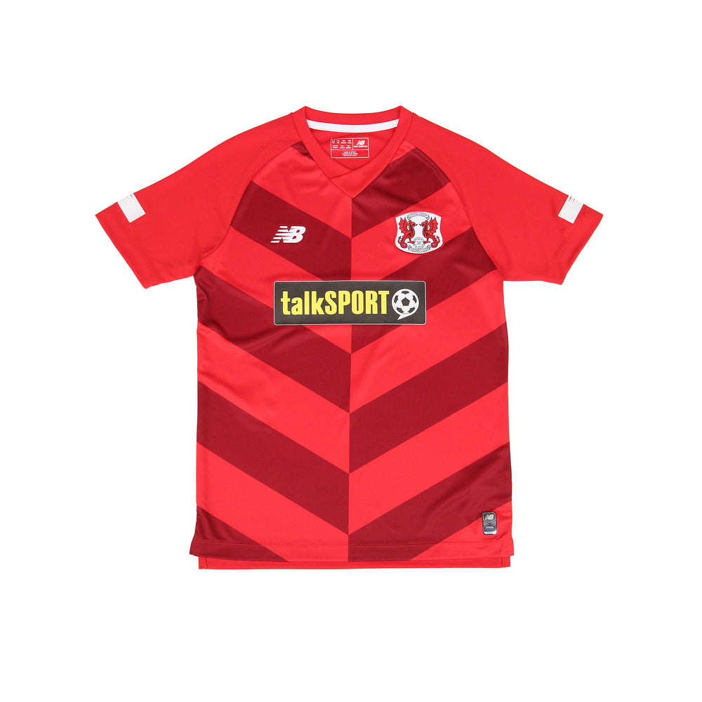 S/S Home Replica Kit 19-20 - Junior