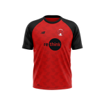Pre-Match S/S Jersey Impact Red 2020-22-Mens