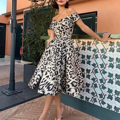 Sexy Elegant Deep V Pants Sleeve Dress