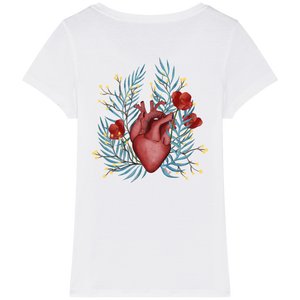 TSHIRT FEMME LONELY HEART