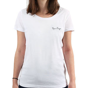 T shirt made in france les ptites meufs