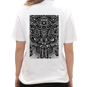 TSHIRT FEMME EYES OF THE BEAST