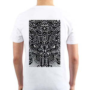 TSHIRT HOMME EYES OF THE BEAST