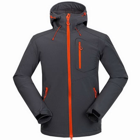 Waterproof Fleece Heated Jackets