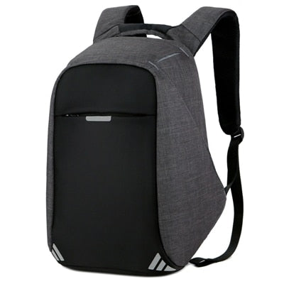 Leisure Travel Anti Thief USB Laptop Backpacks