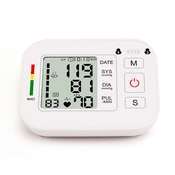 Home health automatic blood pressure measurement