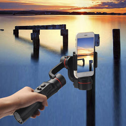 Handheld Flexible Gimbal Stabilizer Stick