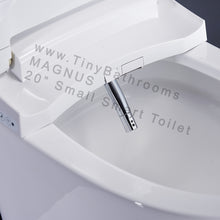 "Load image into Gallery viewer, MAGNUS - 20"" INTELLIGENT Toilet"